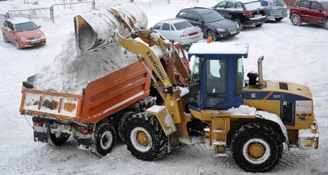 Насадки для мотокосы для уборки снега